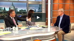 DivorceHotel on Good Morning Britain (March 2017)